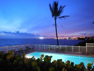 Spacious Oceanfront 2-bed 2-bath Condo