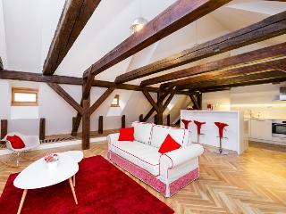 Apartment Thunovska, Prague