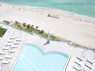 3 BDR,BEACHFRONT, BEST BUILDING, 38 Fl, OCEAN VIEW, Sunny Isles Beach