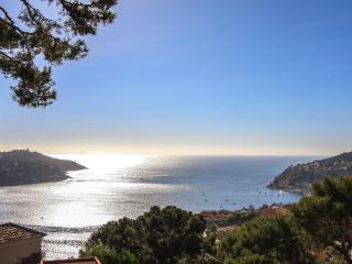One of the most beautiful views of the Riviera, Villefranche-sur-Mer