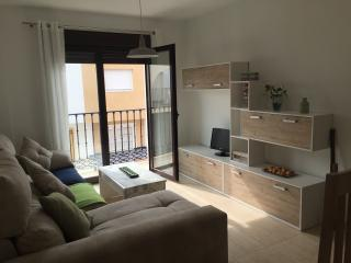 Sunny new flat next to the beach!, Roquetas de Mar