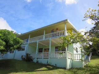 Tapion House.  Home.  By the Sea., Castries