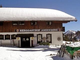 Anzenbergalm, Hintersee