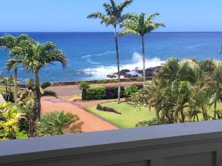 Hale Pohaku Kai-Wonderful 3bd/3bath newly constructed house in Poipu with beautiful ocean views.