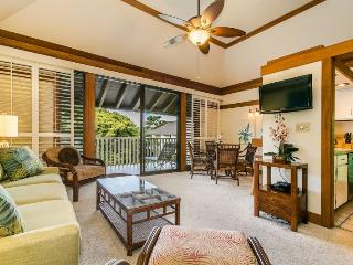Kiahuna 436-Fantastic 1bd in the heart of Poipu at beautiful Kiahuna Plantation.* Free car with stays of 7nts or more
