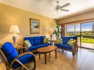Poipu Sands 214 Lovely 2bd/2bth with 2 king beds, beautiful interiors, close to beaches, Pool-BBQ. Free car with stays 7 nts or more*