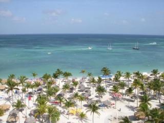 Aruba Marriott Surf Club - 2 Bedroom - Palm Beach, Palm - Eagle Beach