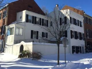 Historic GEORGETOWN: 3BR, 3 1/2 BA, Private Patio, Washington