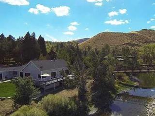 Beautiful Truckee Riverfront Home