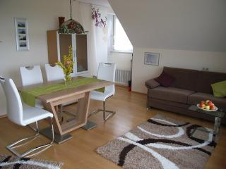 Vacation Apartment in Wasserburg - 506 sqft, 1 bedroom, 1 living / sleeping area, max. 3 persons (#…
