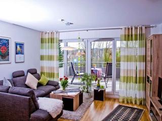 Vacation Apartment in Bad Waldsee - 624 sqft, 1 bedroom, max. 2 people (# 9330)