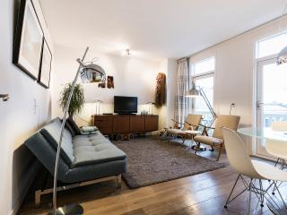 Linnaeussuite: award winning apt with roofterrace, Amsterdam