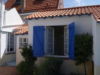 Maisonnette avec cour à 150 mè, Saint-Gilles-Croix-de-Vie