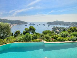 Sea views - Amazing villa with private pool, Villefranche-sur-Mer