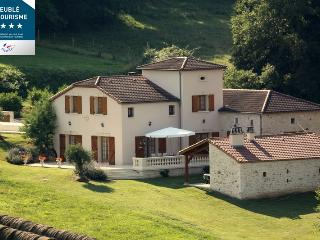 La Valiere 4* with private swimming pool 11mx5m, Saint-Martin-le-Redon
