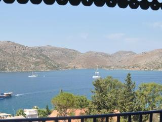 Rental 1+1 Sea View in Marmaris Bozburun 1636