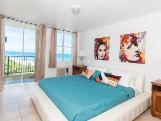 Newly Renovated 3 Bedroom Ocean Front Condo