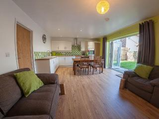 A modern, one bedroom apartment in Woolacombe