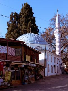 The centre of Bayir village is 5mins drive from the cottage
