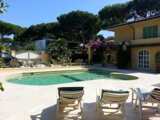 Villa con piscina molto carina, Forte Dei Marmi