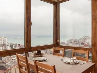 Rental Delux Flat Overlooking the Sea 1615, Istanbul