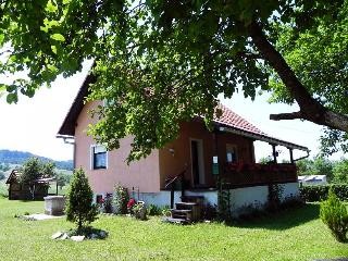 House Vukovic near Plitvice Lakes
