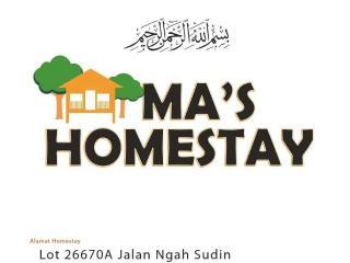 Ma's Homestay (Ulu Chepor), Chemor
