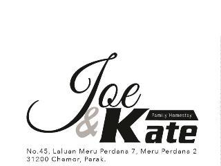 Joe & Kate Homestay, Chemor