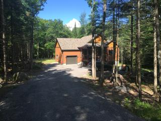 Driveway leading to cottage