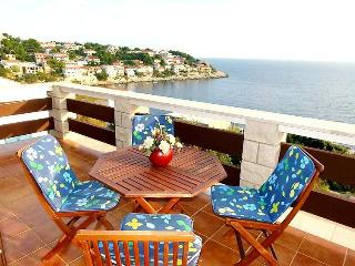 Apartments Doris / Beautiful view apartment (A5), Zavalatica