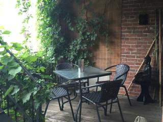 NOUVEAU- Luxury, A/C, BBQ and private Terrace, Montreal