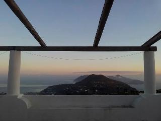 La Sciara meravigliosa casa panoramica a Lipari