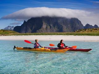 Skrova Rorbuer, Lofoten, Lofoten Islands