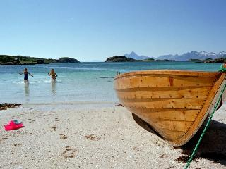 A short boat trip away you will reach a lagune with lots of nice beaches.
