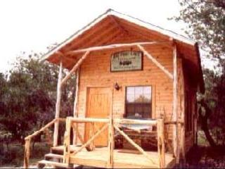 Last Outpost Fishing Cabin