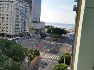 ocean view quadruple apto in copacabana