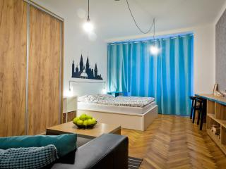 Couple apartment in Prague Dlouha, Praga