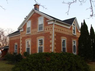 3 Sisters Bed & Breakfast - Duncan Room, Clarksburg