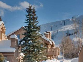 Dollar Mountain- Ski-In Snowcreek Condo, Sun Valley