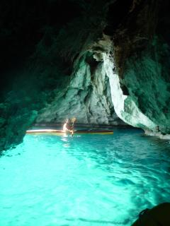 South Alcudia blue cave