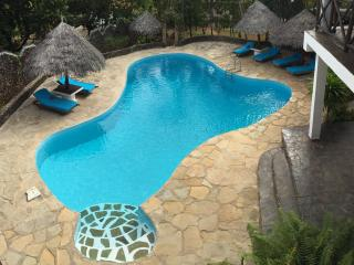 The Pool is a wonderful place to relax set just off the main downstairs veranda.