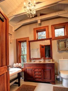 2nd floor 2nd bathroom. Luxury