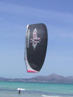 Kite spot Alcudia
