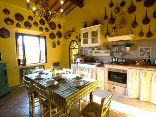 "Medieval ""Casa Bella Vista"" tuscan charm+giardino, Vicopisano"