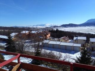 Bell'appartamento panoramico vicino a Campo Felice