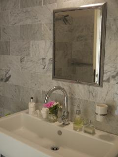 Bathroom in Casa Padronale
