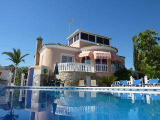 Luxury Detatched 3 Bedroom Villa With Private Pool, Villamartin