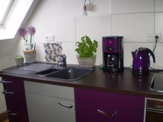Vacation Apartment in Gütenbach - 1 living room / bedroom, max. 2 people (# 9183), Gutenbach