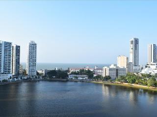 aparta-estudio 1204 edificio el conquistador, Cartagena