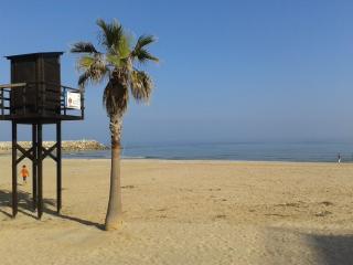beach apartment, El Perello